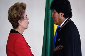 GNL, GLP, Brasil, Evo Morales