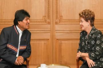 Gas Natural, GLP, Evo Morales