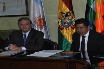 Argentina, Bolivia, energía