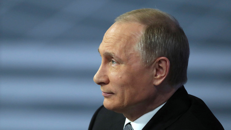 La agencia Bloomberg revela cuál es el deseo del líder ruso desde hace una década y qué factores podrían favorecer a su pronta realización.