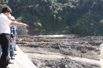 Proyectos hidroeléctricos